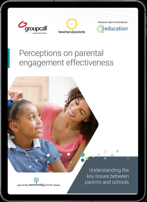 parent engagement in schools